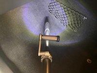 FUR-EEL ヘアー&サンドリムーバー BUFFBRITE LED付き
