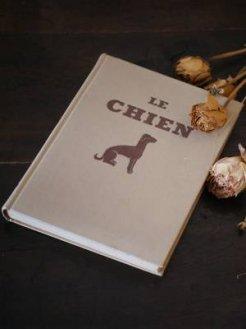 ヴィンテージ洋書 Le CHIEN