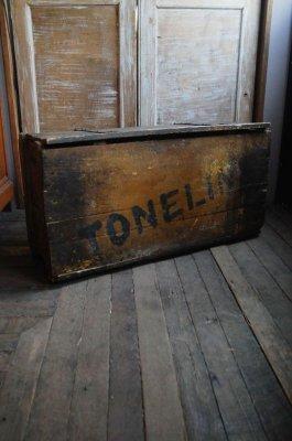ヴィンテージウッドボックス(TONELINE)