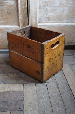 ビンテージ ウッドボックス(Piedbœuf-ピードボーウフ)