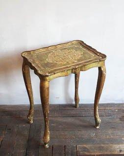 アンティーク サイドテーブル