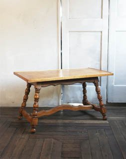 アンティーク ローテーブル
