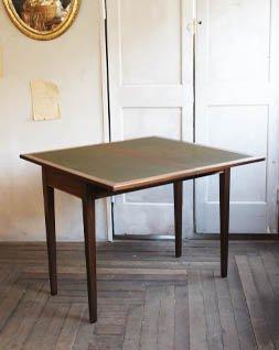 アンティーク ゲームテーブル