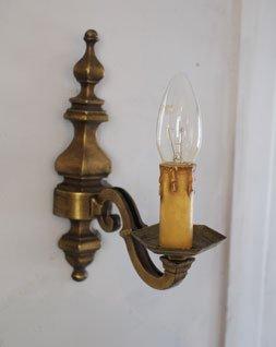 アンティーク ウォールランプ(1灯)