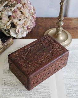 アンティーク 木箱
