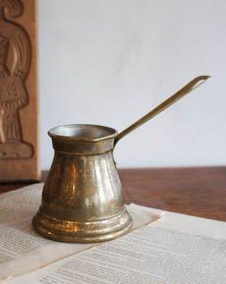 ヴィンテージ トルコ式コーヒーポット