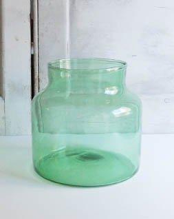 ヴィンテージ ガラスベース