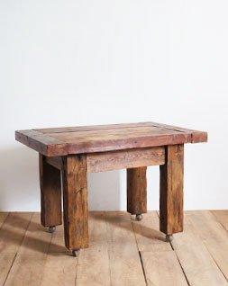 アンティーク ワークテーブル