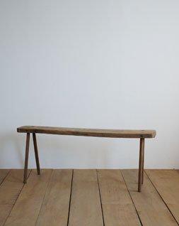 ビンテージ 木製ベンチ