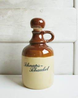 陶器ブランデージャグ