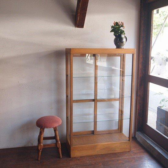 ガラスキャビネット/ガラス棚