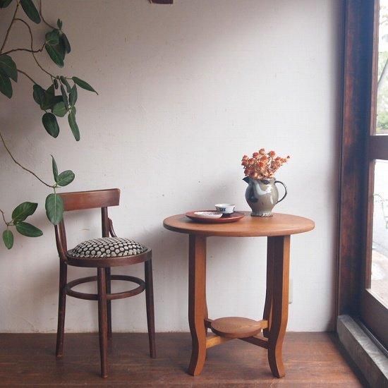 ティーテーブル/丸テーブル