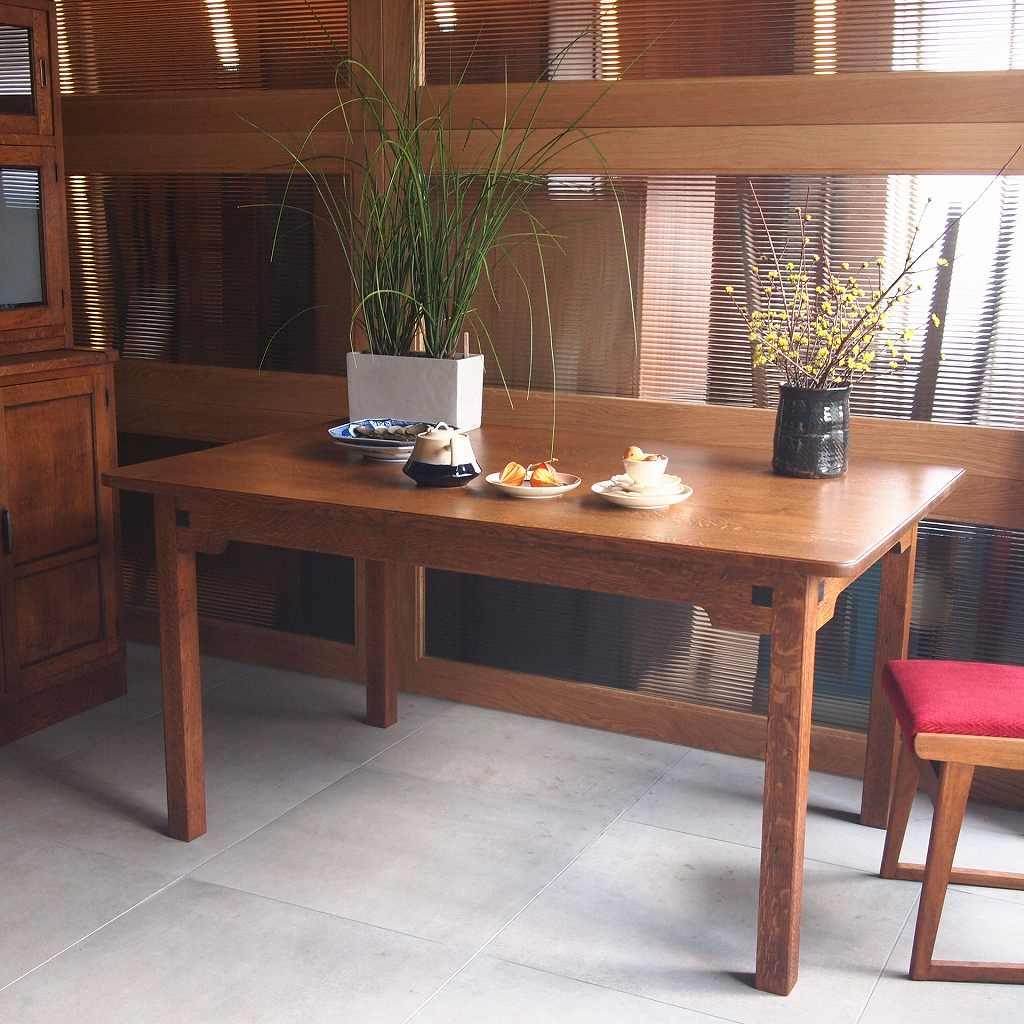 ダイニングテーブル(楢)