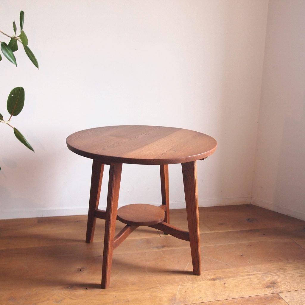 丸ティーテーブル