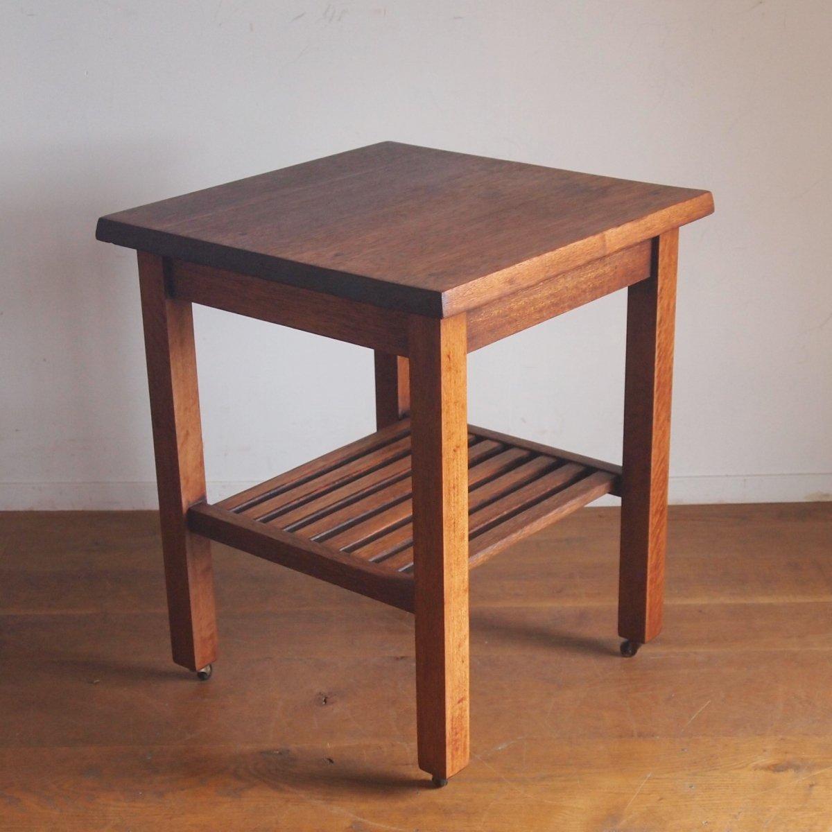 ティーテーブル/スクエア