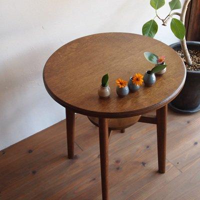 ティーテーブル(楢)