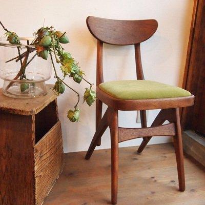 椅子(モスグリーン)