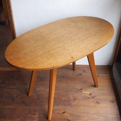ティーテーブル(楕円)