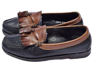 【US7.5M/24.5cm】 USA製 デクスター ローファーシューズ 靴中古 DEXETR LOAFER SHOES