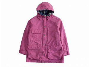 【M】 80's USA製 ウールリッチ ヴィンテージ マウンテンパーカ WOOLRICH 60/40クロス 古着