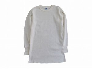 【XL】 70's USA製 ヴィンテージ ヘルスニット サーマルシャツ 長袖Tシャツ ロンT Healthknit 古着<img class='new_mark_img2' src='//img.shop-pro.jp/img/new/icons5.gif' style='border:none;display:inline;margin:0px;padding:0px;width:auto;' />