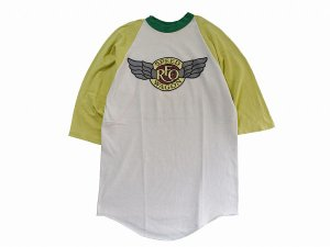 【L】 80's REOスピードワゴン ヴィンテージ ロックTシャツ バンドTシャツ ラグランTシャツ オリジナル REO SPEEDWAGON 古着 <img class='new_mark_img2' src='//img.shop-pro.jp/img/new/icons1.gif' style='border:none;display:inline;margin:0px;padding:0px;width:auto;' />