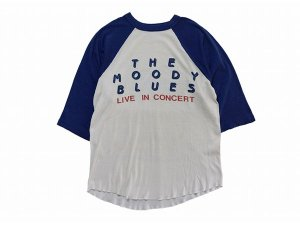 【M】 80's ムーディブルース ヴィンテージ ロックTシャツ バンドTシャツ THE MOODY BLUES 83' The Present ラグランTシャツ 古着<img class='new_mark_img2' src='//img.shop-pro.jp/img/new/icons1.gif' style='border:none;display:inline;margin:0px;padding:0px;width:auto;' />