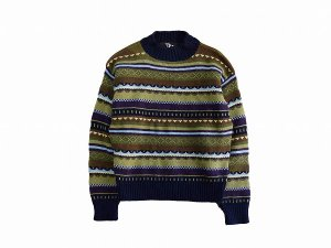 【M】 90's USA製 ヴィンテージ 総柄 セーター アクリルニット レディース タートルネック アメリカ古着 PC KNITWEAR <img class='new_mark_img2' src='//img.shop-pro.jp/img/new/icons1.gif' style='border:none;display:inline;margin:0px;padding:0px;width:auto;' />