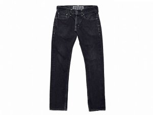 【W31】 00's リーバイス 511 スキニーパンツ ブラックジーンズ デニムパンツ LEVIS 黒色 メンズ ジーパン アメリカ古着<img class='new_mark_img2' src='//img.shop-pro.jp/img/new/icons1.gif' style='border:none;display:inline;margin:0px;padding:0px;width:auto;' />