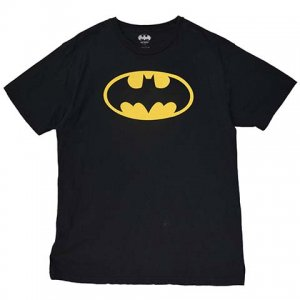 【L】 10's DCコミックス バットマン バットマンロゴTシャツ アメコミ キャラクターTシャツ BUTMAN Lサイズ 古着 Tシャツ アメリカ古着<img class='new_mark_img2' src='//img.shop-pro.jp/img/new/icons5.gif' style='border:none;display:inline;margin:0px;padding:0px;width:auto;' />