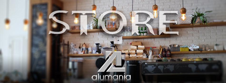スマートフォンや自動車用品のカスタムパーツ|alumania STORE