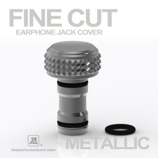 【FINE CUT】EARPHONE JACK COVER for 3.5mm PLUG