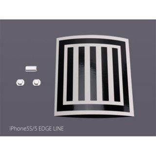 補修品:iPhone5S/5 EDGE LINE専用ボタンセット