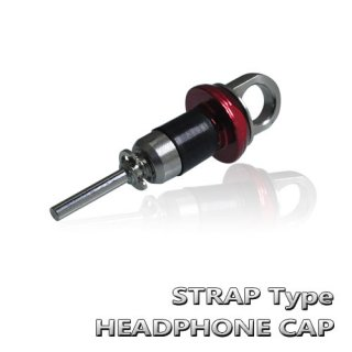 <img class='new_mark_img1' src='https://img.shop-pro.jp/img/new/icons29.gif' style='border:none;display:inline;margin:0px;padding:0px;width:auto;' />STRAP TYPE HEADPHONE CAP for 3.5mm PLUG