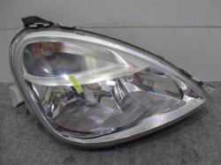 W168 A160/A190/A210 Aクラス ベンツ 右ヘッドライト/ランプ ハロゲン A 168 820 20 61 A1688202061 (82442)
