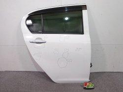 ミライース LA300S/LA310S 右リアドア(バイザー付/ガラス付/内装付) ダイハツ(97672)