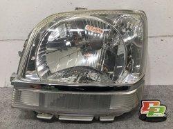 ムーヴ L150S/L152S/L160S 左ヘッドライト/ランプ ハロゲン STANLEY P2805 ダイハツ(102521)