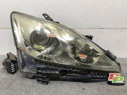 S GSE20/GSE21/GSE25 純正 前期 中期 右ヘッドライト/ランプ キセノン HID レベライザー バラスト AFS付 KOITO 53-33 レクサス(108427)