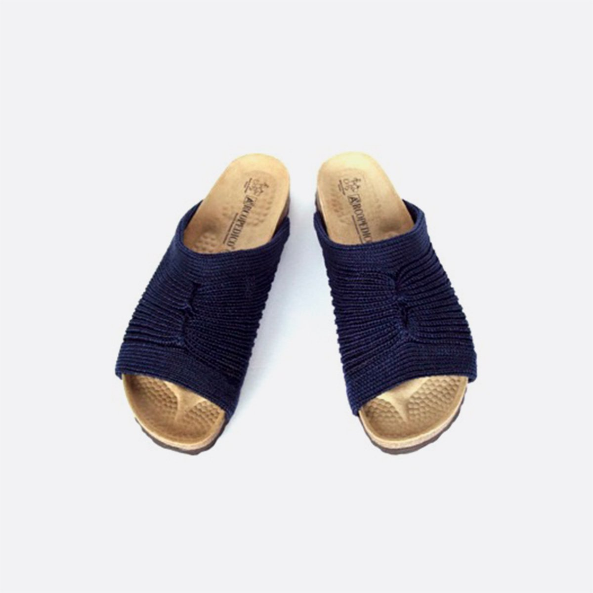 ARCOPEDICO SANDAL OPEN (NAVY)2