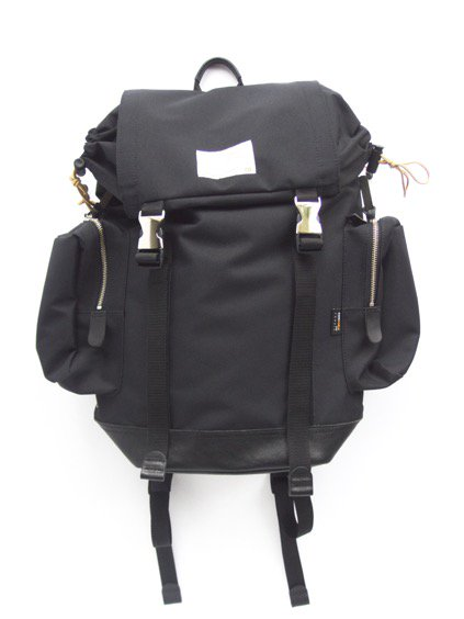 SUOLO BARREL(black)