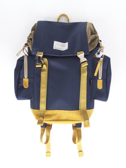 SUOLO BARREL-Retro(navy)1
