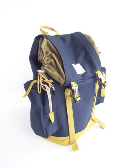 SUOLO BARREL-Retro(navy)2