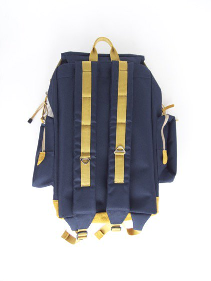 SUOLO BARREL-Retro(navy)3