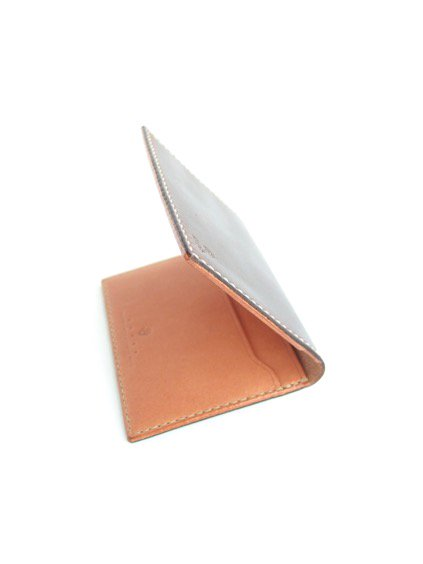 MOTO LEATHER&SILVER MOTO LEATHER CARDCASE CA1D(D.BROWN)2