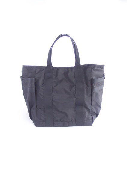 hobo Ripstop Nylon Tote Bag (BLACK)3