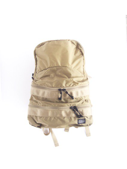 hobo Ripstop Nylon Backpack 20L (BEIGE)