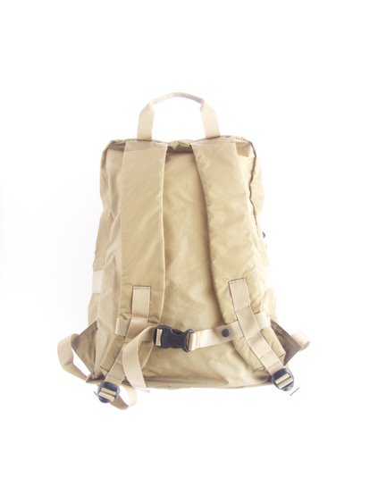 hobo Ripstop Nylon Backpack 20L (BEIGE)3