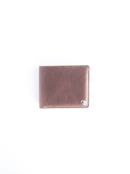MOTO LEATHER WALLET W1E (NATURAL)