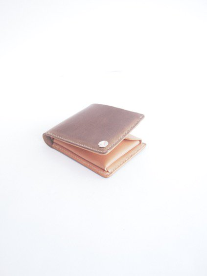 MOTO LEATHER WALLET W1E (NATURAL)2