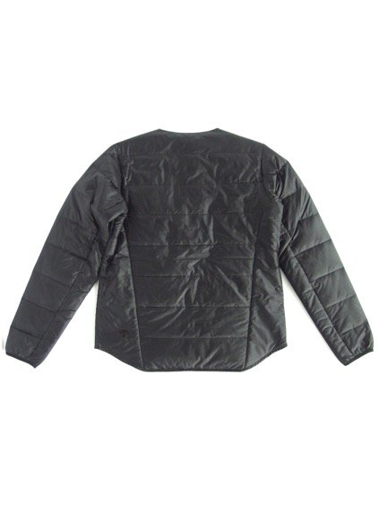 DESCENTE ALLTERRAIN H.C.S.DOWN L/S SHIRT (BLACK)2